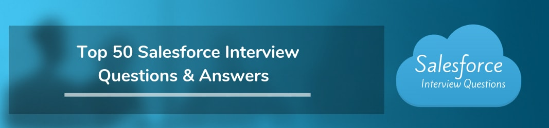 salesforce basic interview questions