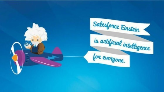 Salesforce Einstein for Personalized Apps