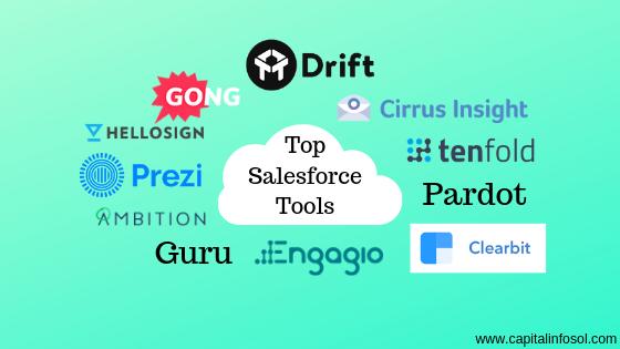 top salesforce tools