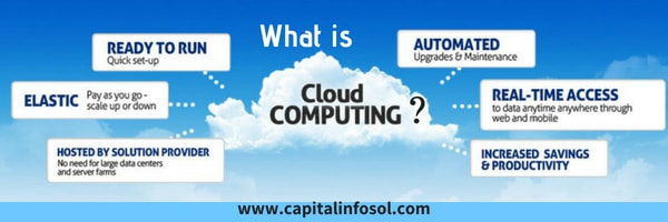 what is cloud comuting