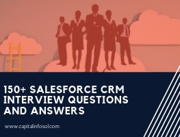 Salesforce crm interview questions
