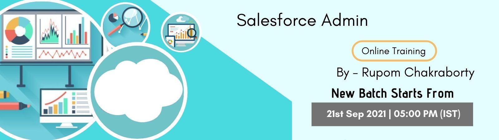 salesforce Admin banner