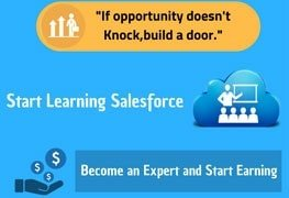 Start your Career with Salesforce
