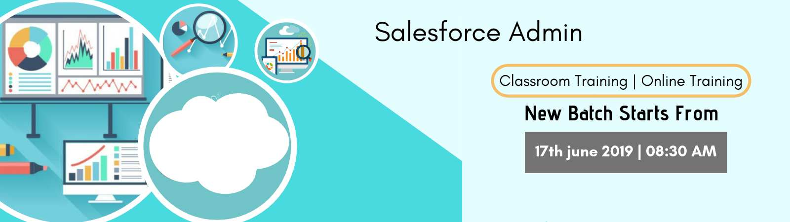 salesforce Admin banner